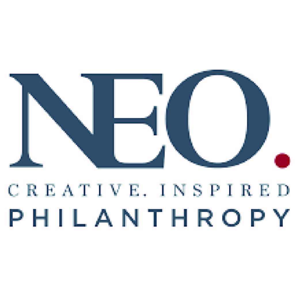 We now have a 501(c)(3) arm through NEO Philanthropy